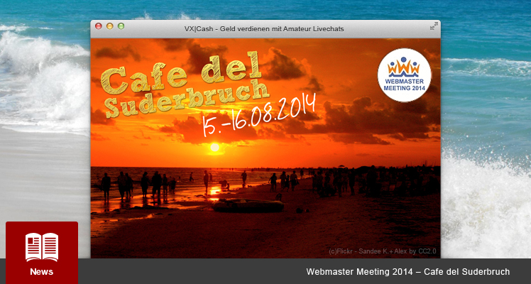 Webmaster Meeting 2014 – Cafe del Suderbruch